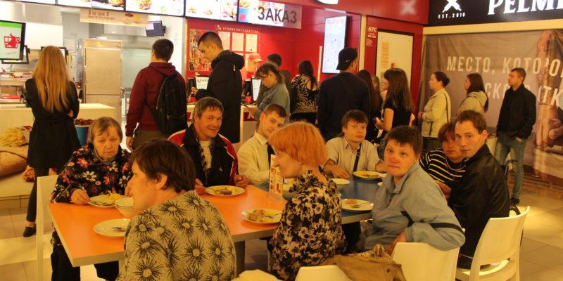Посещения кафе г. Петрозавоск июнь 2018г